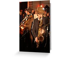 Dark Mofo Winter Feist 2014 Entertainment  Greeting Card