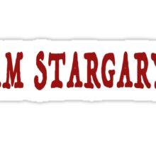 Team Stargaryen Sticker