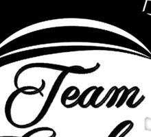 Haven Team Crocker Black Pirate Hat Logo Sticker