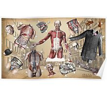 King Edward Paper Doll Poster