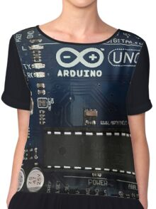 Get Your Arduino Geek On! Chiffon Top