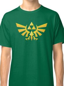 (Geometric) Zelda Triforce Classic T-Shirt