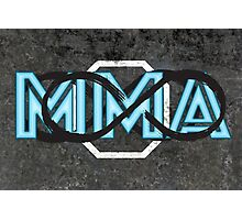 Infinite MMA Photographic Print