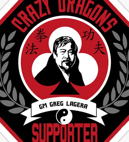 Sigi Greg Lagera Support Sticker