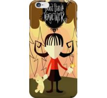 Dont Starve Together -- Willow iPhone Case/Skin