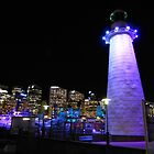 During the Vivid Festival, Sydney by PhotosByG