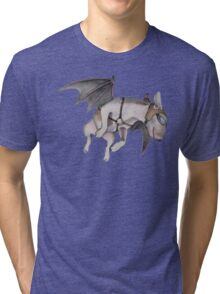 If Pigs Could Fly  Tri-blend T-Shirt