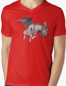 If Pigs Could Fly  Mens V-Neck T-Shirt