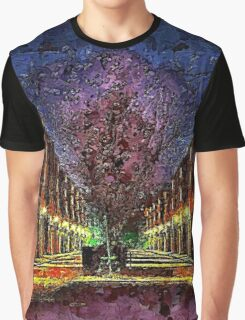 STREET SCENE 2D1,LONDON Graphic T-Shirt