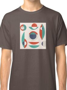 Retro Corners Classic T-Shirt