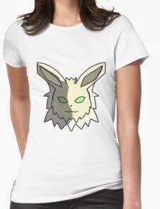 Jolteon-Headshot Womens Fitted T-Shirt