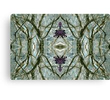 Elven Ice Canvas Print