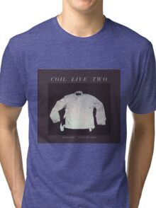 coil - live two moscow 2001 Tri-blend T-Shirt