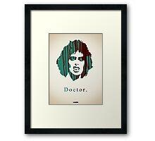 Icons - Dr. Frank N. Furter Framed Print