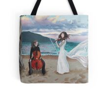 Ceol na Mara (The Music of the Sea) Tote Bag