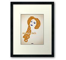 Icons - Hedwig Robinson Framed Print
