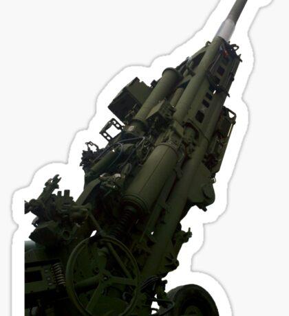 Howitzer Sticker
