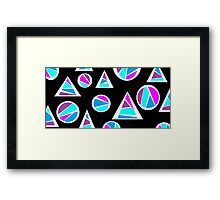 Graphic Design 1 Framed Print