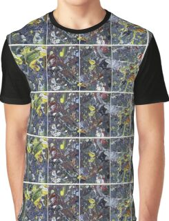 Spatial Insanity Remixed Graphic T-Shirt