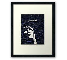 Icons - Joni Mitchell Framed Print
