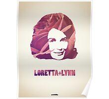 Icons - Loretta Lynn Poster