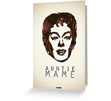Icons - Mame Dennis Greeting Card