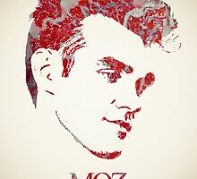 Icons - Morrissey by ponton