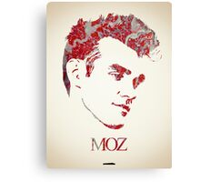 Icons - Morrissey Canvas Print