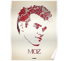 Icons - Morrissey Poster
