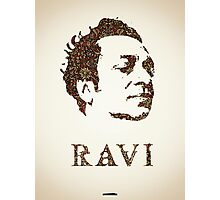 Icons - Ravi Shankar Photographic Print