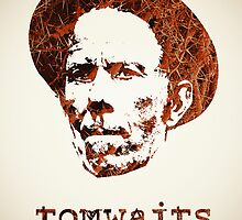 Icons - Tom Waits by ponton