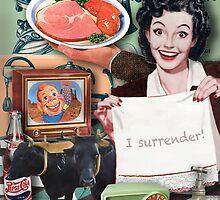 I Surrender by Barbee Teasley
