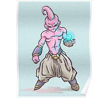 Buu the Kid (Dragonball Z) Poster