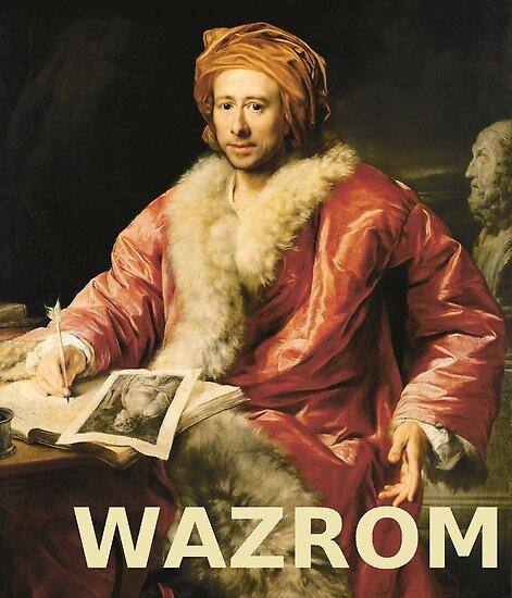 WAZROM! by wazrom