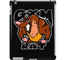 Gym Rat iPad Case/Skin