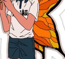 Tsukimoto Makoto (Smile) Sticker