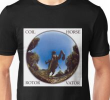 coil - horse rotor vator Unisex T-Shirt