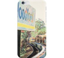 Coming home through the cutting iPhone Case/Skin