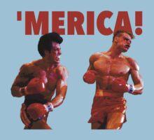 ROCKY - 'MERICA Kids Tee