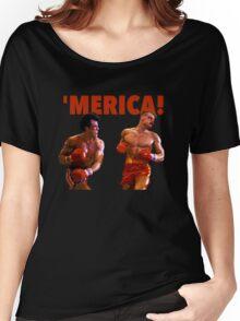 ROCKY - 'MERICA Women's Relaxed Fit T-Shirt