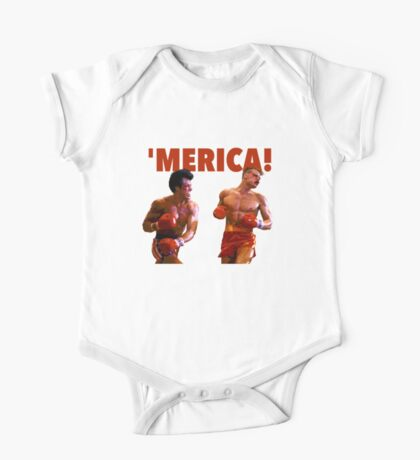 ROCKY - 'MERICA One Piece - Short Sleeve