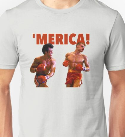 ROCKY - 'MERICA Unisex T-Shirt