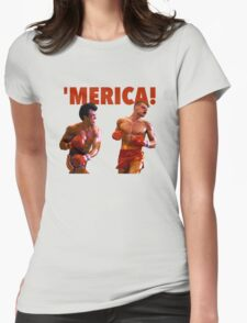 ROCKY - 'MERICA Womens Fitted T-Shirt