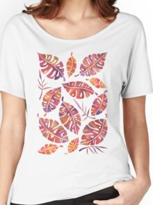 Tropic Fever Women's Relaxed Fit T-Shirt