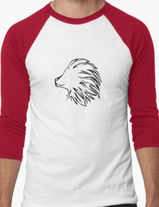 King of the jungle Men's Baseball ¾ T-Shirt