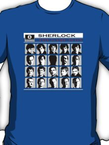 Sherlock- A Hard Day's Night  T-Shirt