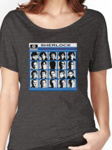 Sherlock- A Hard Day's Night  Women's Relaxed Fit T-Shirt
