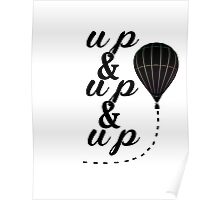 Up & Up Poster