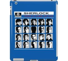 Sherlock- A Hard Day's Night  iPad Case/Skin