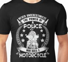 Police - Love Motorcycle Unisex T-Shirt